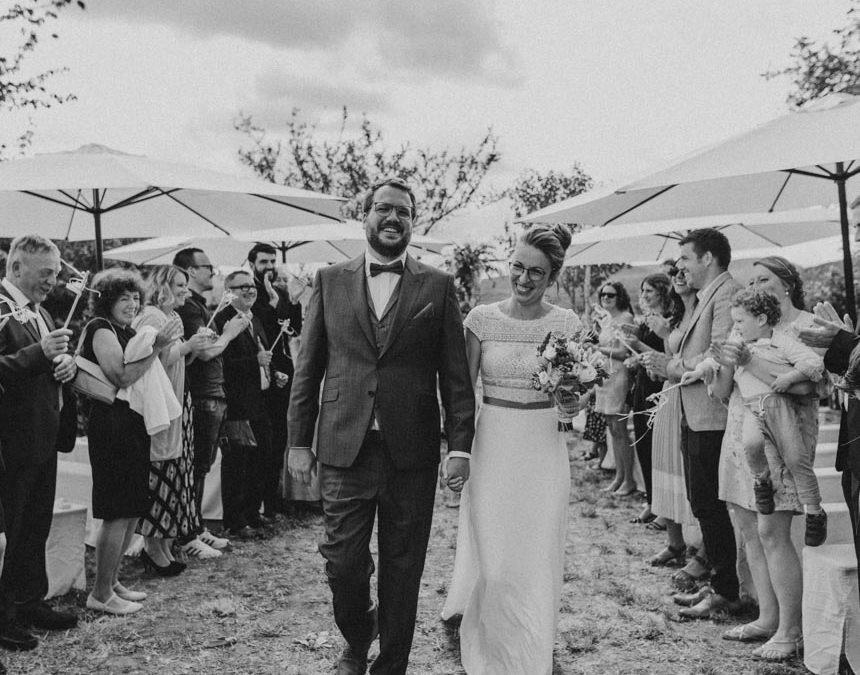 Hochzeit von Sabrina & Felix in Kellers Keller